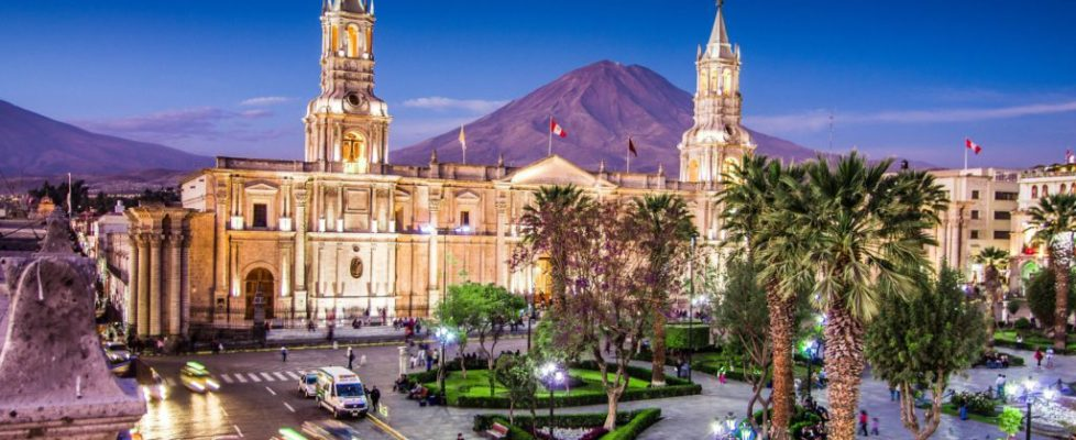 Peru's second-largest city, Arequipa, is a popular outdoor adventure destination. Go for kayaking and white water rafting alongside mountain horseback ...