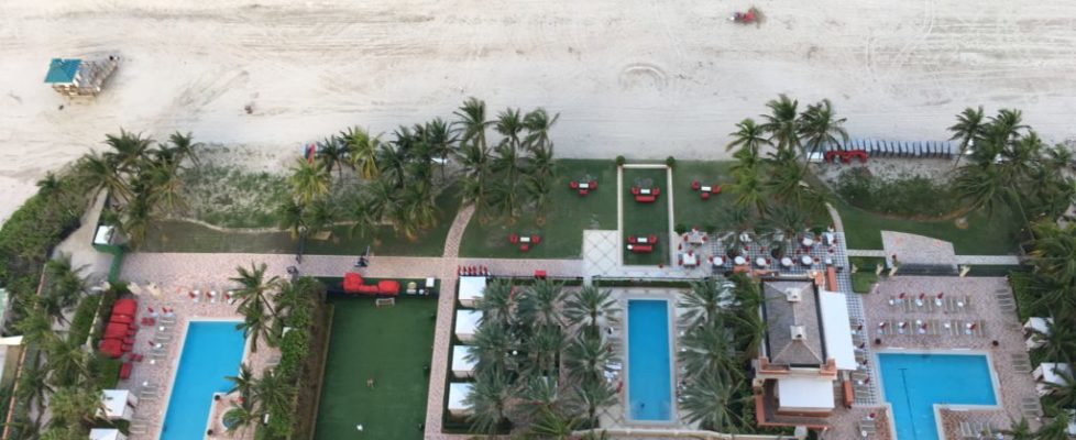 Acqualina Resort and Spa, in Sunny Isles, Florida, is a great family destination. It's the only property in the Miami/Fort Lauderdale area with pure, uninterrupted access to the beach!