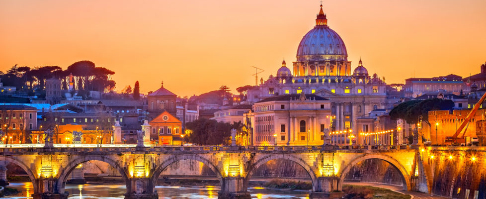 Rome, Italy is a great first-time-to-Europe destination! With incredible history & architecture, rugged hiking trails, and delicious food, there's something for..
