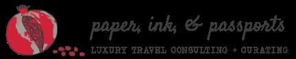 paper, ink, & passports travel