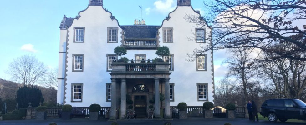 With only one night, we stayed at the luxurious Prestonfield House in Edinburgh and attended their gala Burns Supper. The current house was built in 1687 following a fire. According to the concierge who chatted with me, the first building on this site was a monastery known as Priestfield....